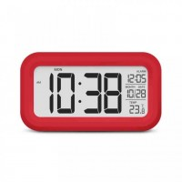 Термометр цифровой с часами Т-16 (-10+50С)