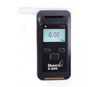 Персональный алкотестер Динго E-200