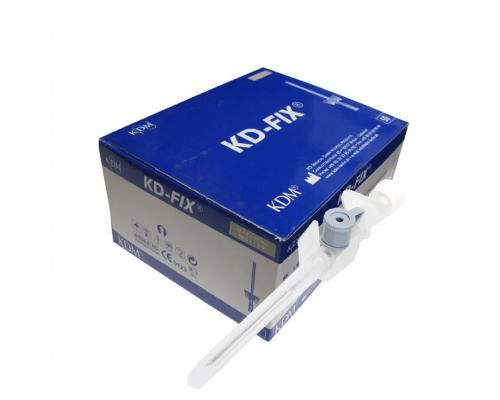 Катетер внутривенный KD-Fix 16G (1,7 х 45мм), ПВХ