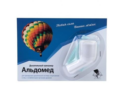 Дыхательный тренажер Альдомед