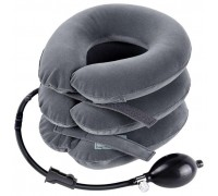 Надувной лечебный шейный воротник Matwave флок