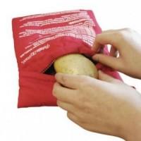 Рукав для запекания картофеля в микроволновой печи Bradex