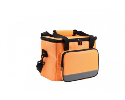 Сумка-холодильник на ремне Bradex 28*19*23,5 см, цвет оранжевый