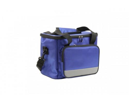 Сумка-холодильник на ремне Bradex 28*19*23,5 см, цвет синий