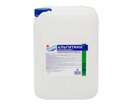 Альгитинн (альгицид) непенящийся 10 л