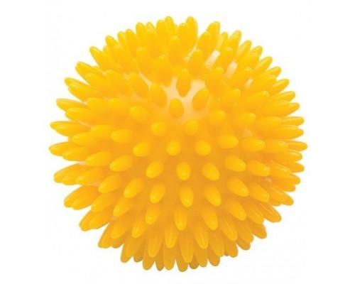 Мяч массажный Ортосила L 0108, диам. 8 см, желтый