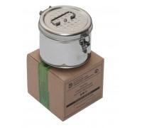 Коробка стерилизационная круглая с фильтрами КФ-3