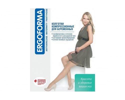 Колготки компрессионные для беременных Ergoforma 113