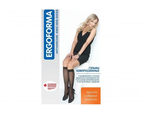 Гольфы женские Ergoforma 301
