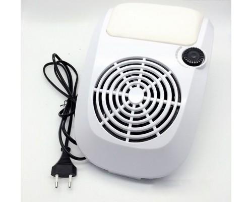 Вытяжка пылесос маникюрный 858-9 40W
