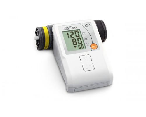 Прибор для измерения артериального давления и частоты пульса цифровой ld3