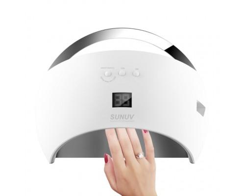 Гибридная лампа для шеллака UV-LED Sun 6 ( 48 Вт )