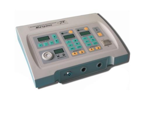 Аппарат лазеротерапевтический Матрикс (базовый блок) двухканальный