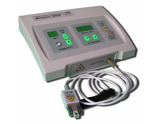 Аппарат лазерного облучения крови Матрикс-ВЛОК