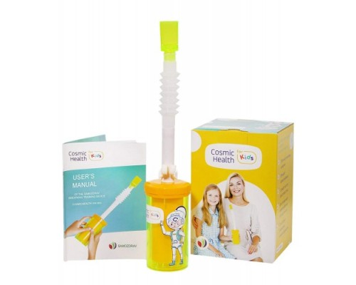 Дыхательный тренажер Самоздрав (детский)