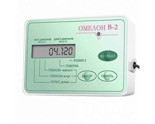 тонометр глюкометр Омелон B-2