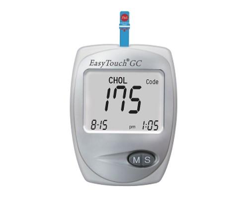 Система мониторинга глюкозы и холестерина EasyTouch GC
