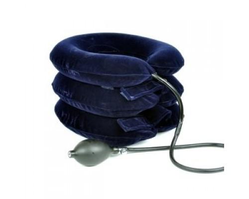 Воротник надувной лечебный для шеи с магнитами