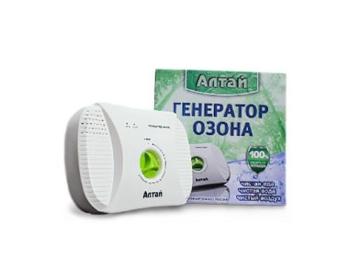 Озонатор-ионизатор (генератор озона) Алтай