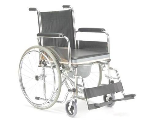Кресло-Коляска с санитарным оснащением Армед FS682
