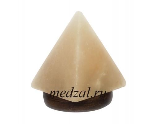 USB светильник соляной ПИРАМИДА