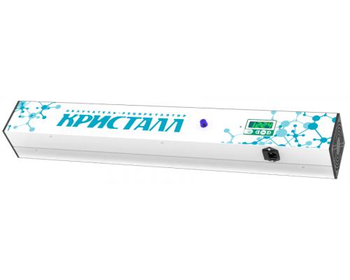 Облучатель-рециркулятор бактерицидный Кристалл-4 ОБНР 2х15