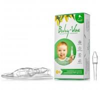 Аспиратор детский назальный Baby-Vac