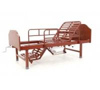 Кровать механическая Е-49 с туалетным устройством и функцией «кардиокресло»