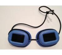 Очки защитные к облучателю СОЛНЫШКО Детские