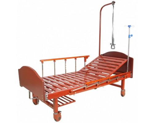 Кровать c механическим приводом E-17B ЛДСП