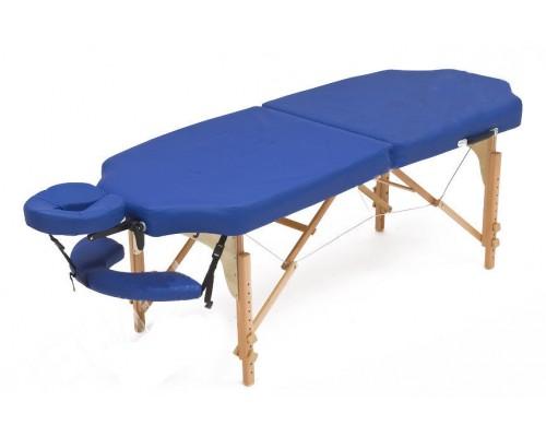 Массажный складной стол JF-Tapered двухсекционный