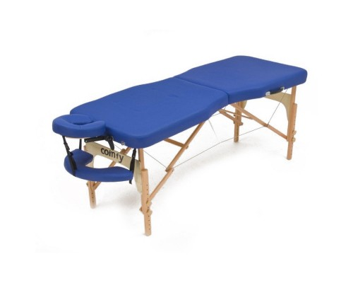 Массажный складной стол JF-Advanta двухсекционный