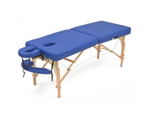 Массажный складной стол JFMS05-7 двухсекционный