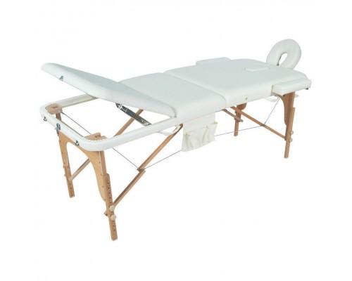 Массажный стол JF-AY01 М/К (МСТ-103Л) трехсекционный