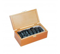 Камни для стоун-терапии (базальт) НК-4Б 20 шт.