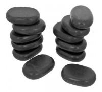 Набор массажных камней из базальта 12шт. СПА-24