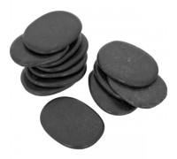 Набор массажных камней из базальта 12 шт. СПА-27