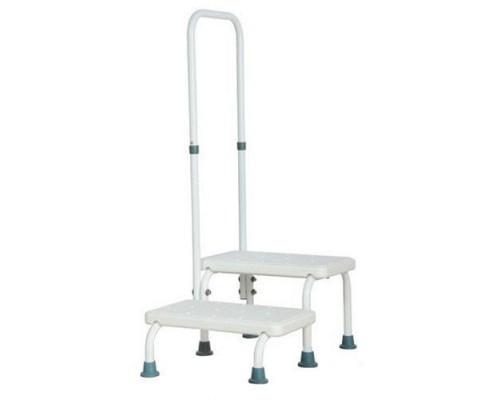 Лестница-ступеньки  для ванной с опорой SH-1