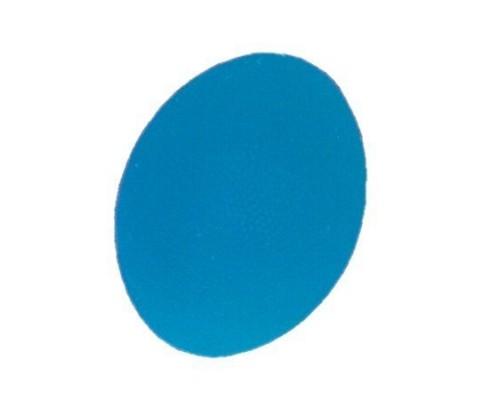 Мяч для тренировки кисти (яйцевидной формы) ортосила L 0300F жесткий, синего цвета