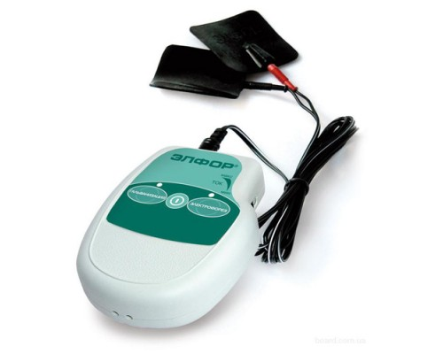 Аппарат для электрофореза Элфор