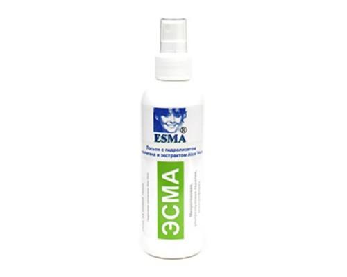 Лосьон с гидролизатом коллагена и экстрактом Aloe Vera