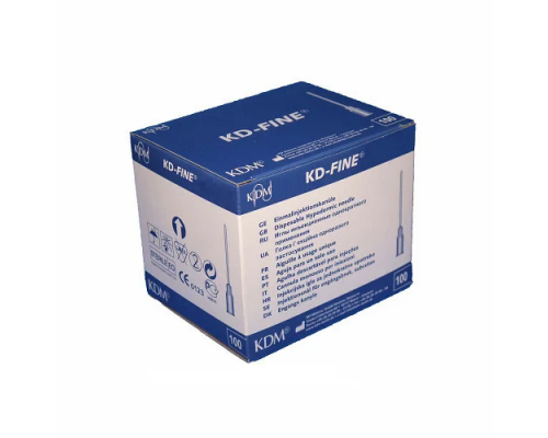 Игла инъекционная KD-Fine 30G (0,30 Х 6)