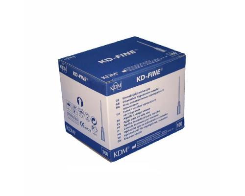 Игла инъекционная KD-Fine 30G (0,30 Х 12)