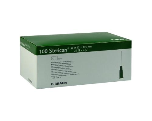 Игла инъекционная B. Braun Sterican 21G (0,8 X 120)