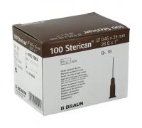 Игла инъекционная B. Braun Sterican 26G (0,45 X 25)