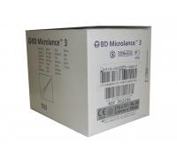 Игла одноразовая инъекционная 27G (0,4 X 19 ММ)