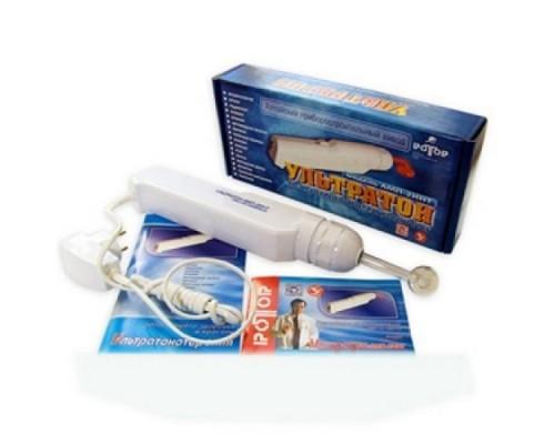 Аппарат для лечения током надтональной частоты Ультратон АМП-2ИНТ (1 электрод: гриб)