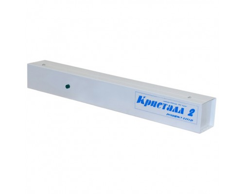 Облучатель-рециркулятор ультрафиолетовый бактерицидный Кристалл-2