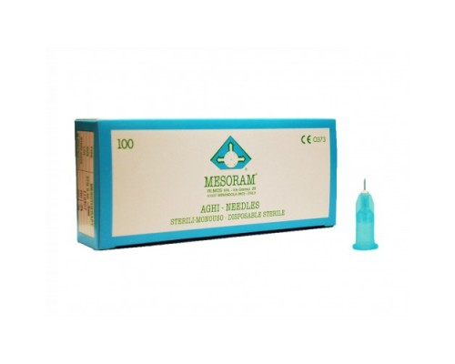MESORAM Игла для микроинъекций 27G (0,40 х 4)