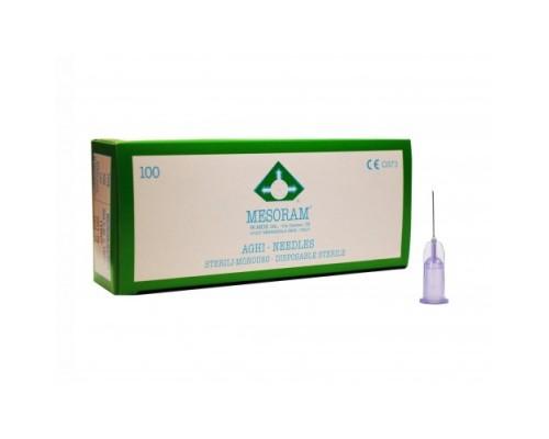 Игла для мезотерапии 30G (0,30 х 13) Mesoram